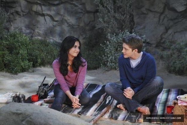Sonny and Chad — Sonny with a Chance | Community Post: The Definitive Ranking Of Disney Channel Couples BEST COUPlE even though they broke up about I don't know 50 times