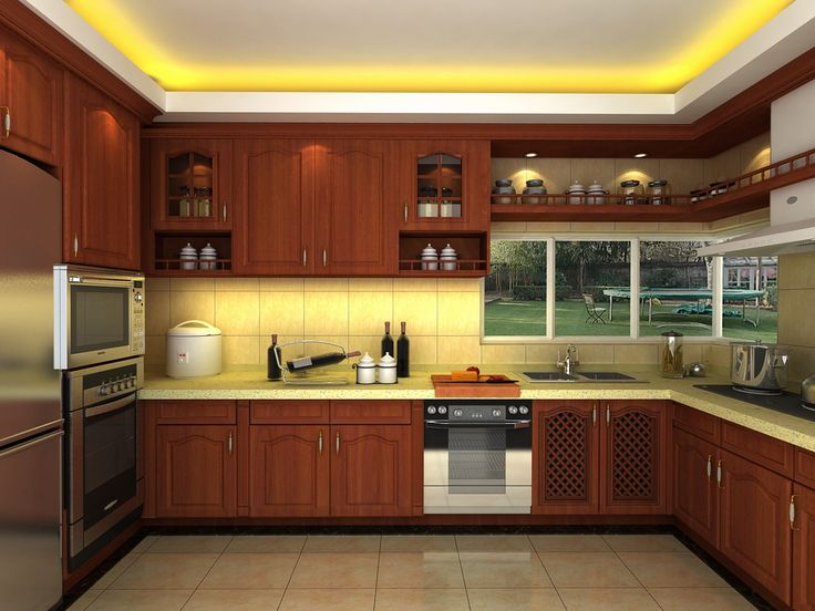 American Modern Cheap Pvc Kitchen Cabinets For Sale