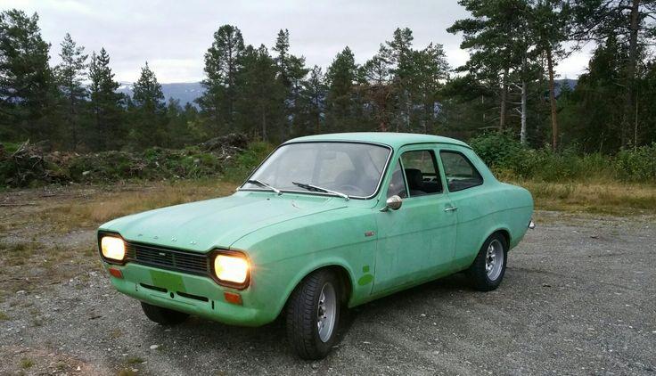 1968 Escort 1300 GT #Escort #Escortmk1 #1300GT