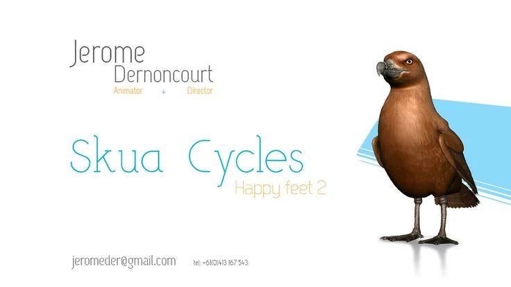 Skua Cycles - Happy Feet 2 on Vimeo
