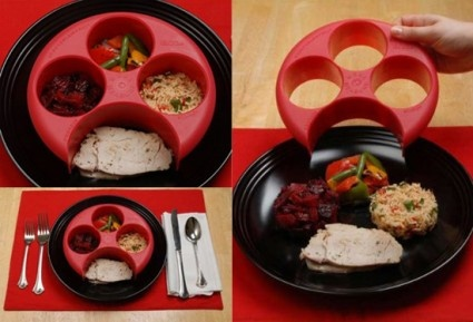 Meal / portion measure.  Brilliant!http://mealmeasure.com/ im so buying this...12.99...I only need 1 maybe two later in life for seafood allergies