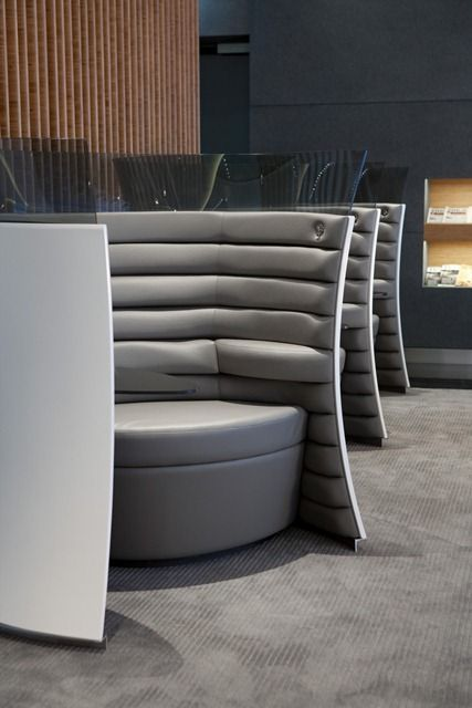 Top 1: The Wing – Cathay Pacifics 1st Class Lounge in Hong Kong