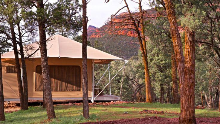 Top 10 hidden campsites in Australia