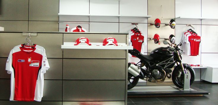 Project @Ducati Palembang-Indonesia