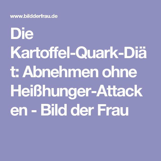 Die Kartoffel-Quark-Diät: Abnehmen ohne Heißhunger-Attacken - Bild der Frau