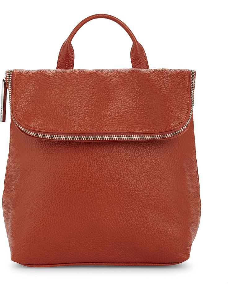 WHISTLES Verity leather backpack on sale for $158!
