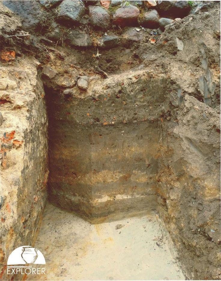 Badania archeologiczne towarzyszące inwestycji budowlanej.