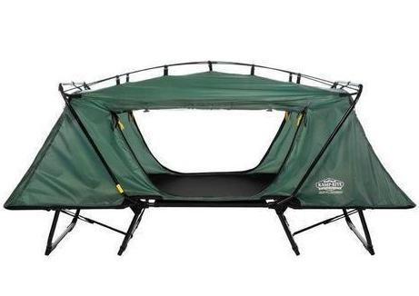 Kamp-Rite™ OVERSIZE King Single Camping Tent Cot