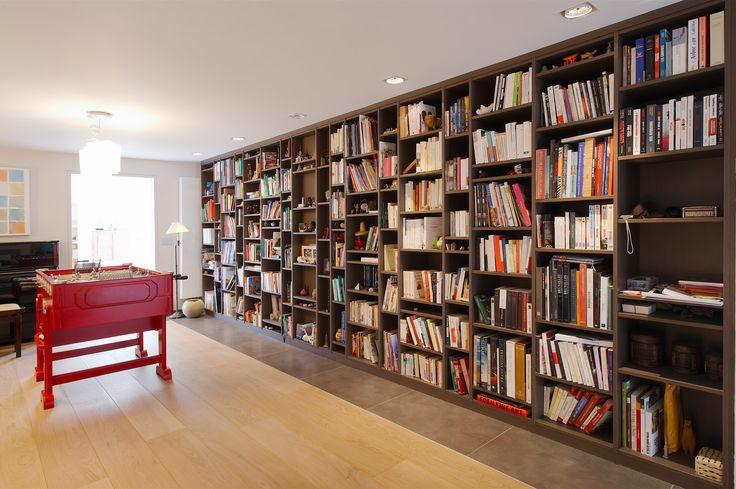 Camber - Une bibliothèque qui s'adapte aux contenu devant s'y trouver, entièrement sur mesure