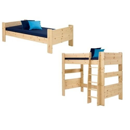 Steens For Kids Extension Kit Single Bed To High Sleeper In Pine
