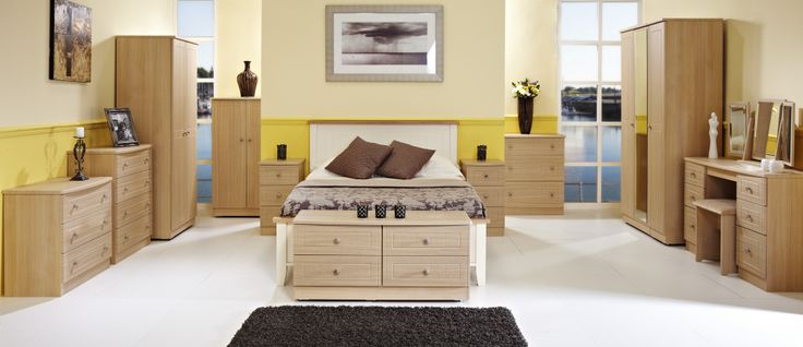 Light Oak Bedroom Furniture Sets - Ideas to Decorate A Bedroom Wall Check more at http://grobyk.com/light-oak-bedroom-furniture-sets/