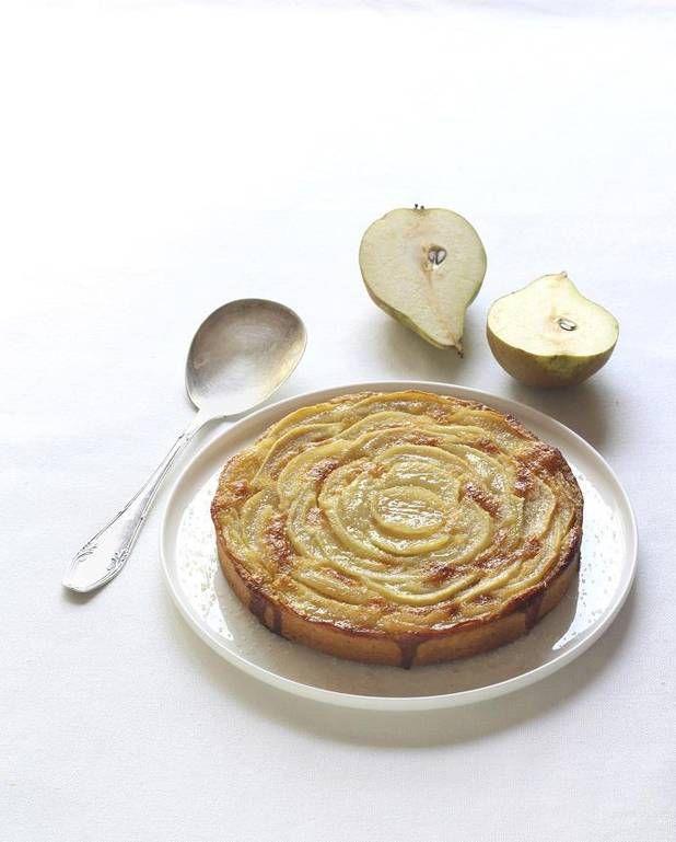 Tarte à la poire façon Bourdaloue pour 6 personnes - Recettes Elle à Table