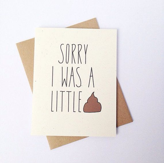 The 25+ best Im sorry cards ideas on Pinterest Sorry cards, Pun - free printable apology cards