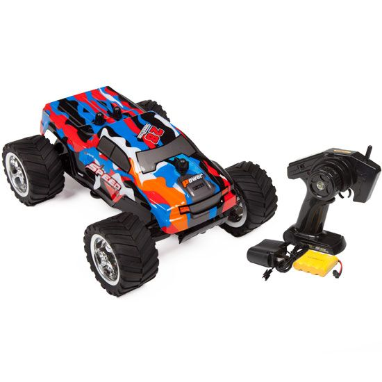 Speed Run 2WD 2.4GHz 1:20 RTR Electric RC Truck