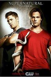 Supernatural - Todas as temporadas (Dublado e Legendado).