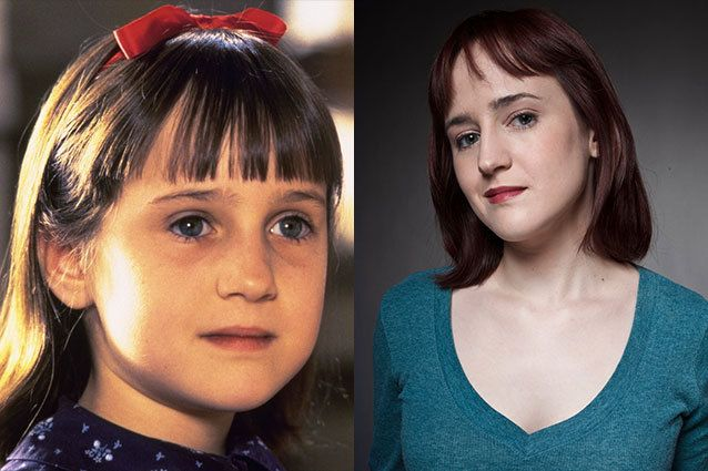 Child movie stars Then and Now