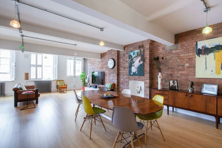 Check out this awesome listing on Airbnb: Crashpads Shoreditch Mega Loft, Central London - Flats for Rent in London