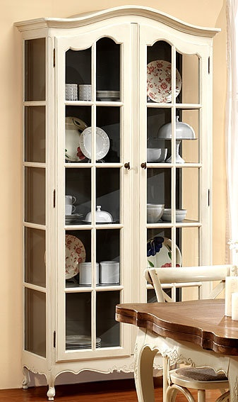 Vitrina 113 cms nantes muebles de estilo vintage for Vitrina estilo industrial