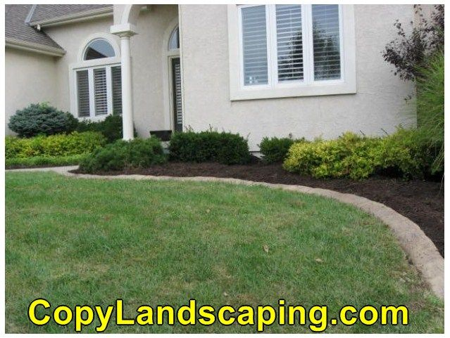 Excellent idea on  Home Landscaping Ideas With Rocks001