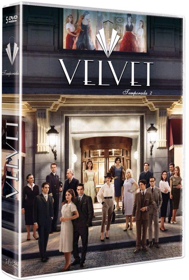 #Velvet (Temporada 2)
