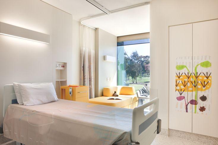 Королевская детская больница The Royal Children's Hospital, Мельбурн, Австралия