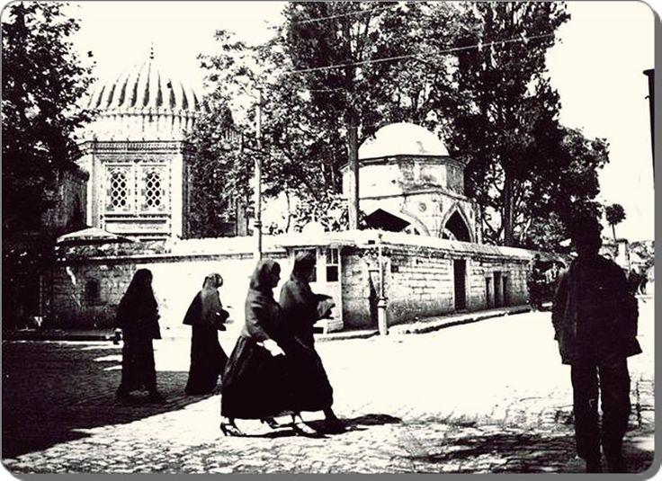 Şehzadebaşı - 1920 ler