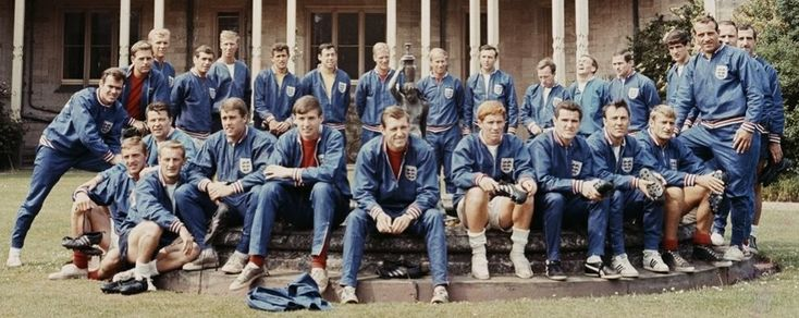 England World Cup Squad 1966
