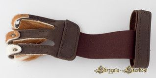 Rękawiczka łucznicza typ.2