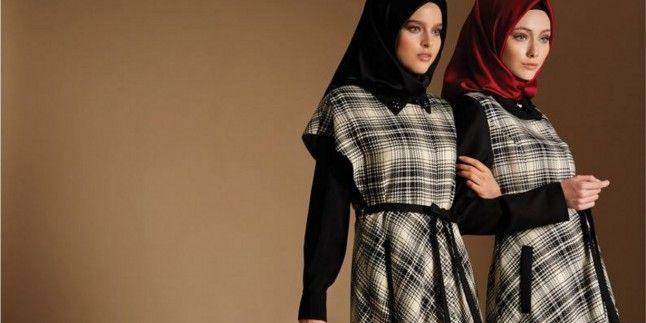 2016 Nihan Tesettür Giyim Pardesü Elbise Tunik Kap