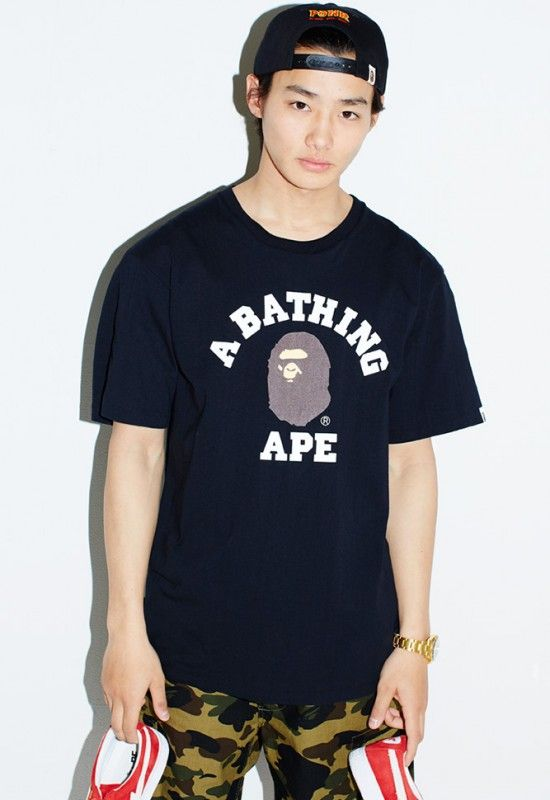 BAPE Shows Off SS16 Collection With Shuhei Nomura