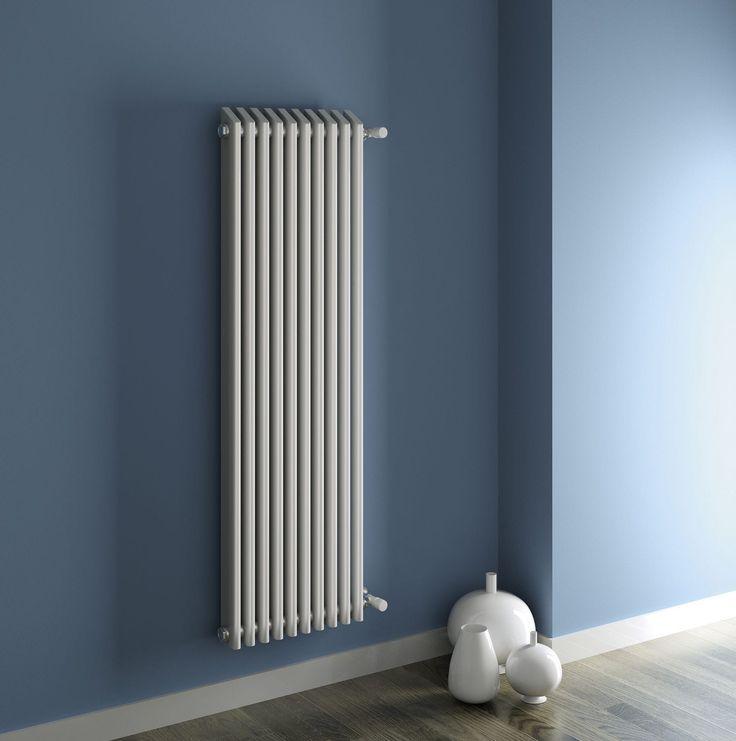 Электрический радиатор полотенца / сталь / дизайн / вертикали - ЗМЕЯ 50 Electric от F.Lucarelli & B.Rapisarda - SCIROCCO H