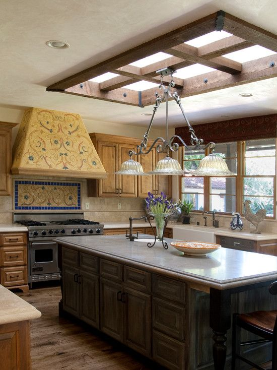 40 Best Images About Kitchen Skylights On Pinterest