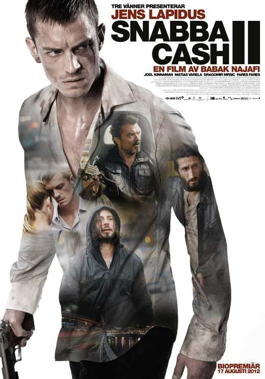 Easy Money: Hard to Kill (Swedish) 11x17 Movie Poster (2014)