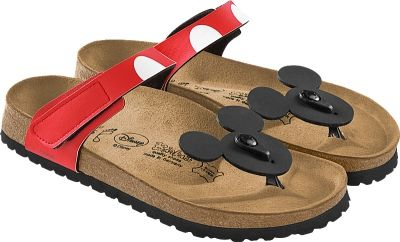 Markenschuhe von BIRKENSTOCK, footprints, Birkis, TATAMI, Papillio, Alpro, Betula   Tofino Mickey   Schuhe – Clogs – Sandalen – Stiefel