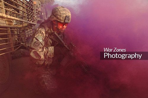 Combat Camera: Photography in War Zones
