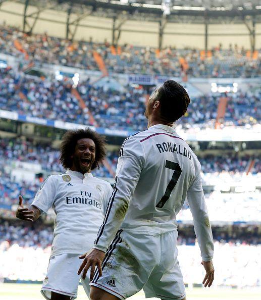 Marcelo, Ronaldo