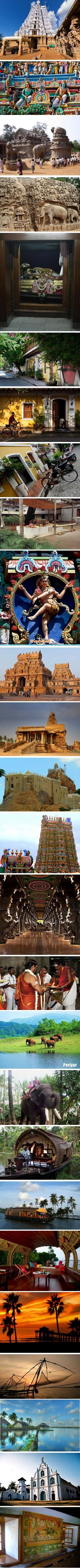 Glimpses of south India Tour – South India Tours @ Travel Agents in Delhi http://toursfromdelhi.com/13-days-glimpses-of-south-india-tour