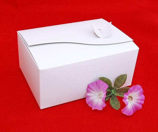 Krabička 181308 bílá