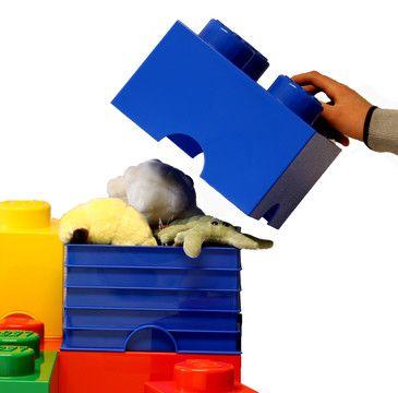 Hjem & have - LEGO Opbevarings-klodser , Opbevaring i gigantiske legoklodser!