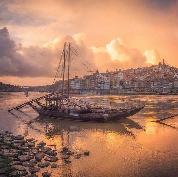 Rio Douro, Porto - Que charme... © Julio Conde