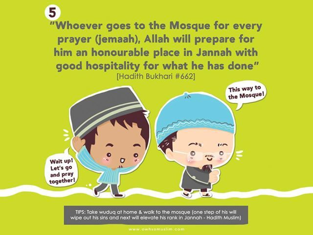islamographic: Day 5 Owh So Muslim (OSM) Purchase OSM Ramadhan Booklet here! http://www.owhsomuslim.com/osmshop