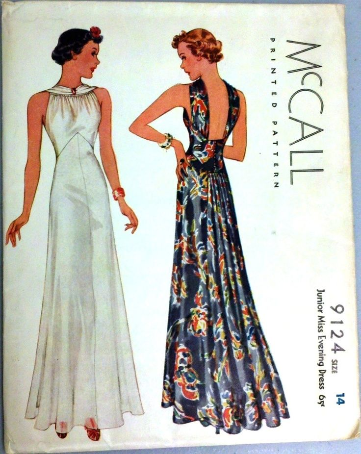 McCall 9124   Sewing Clothes