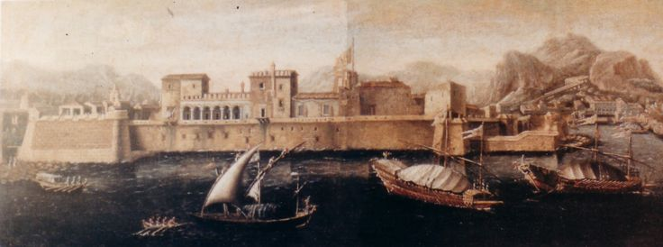 Castello a mare