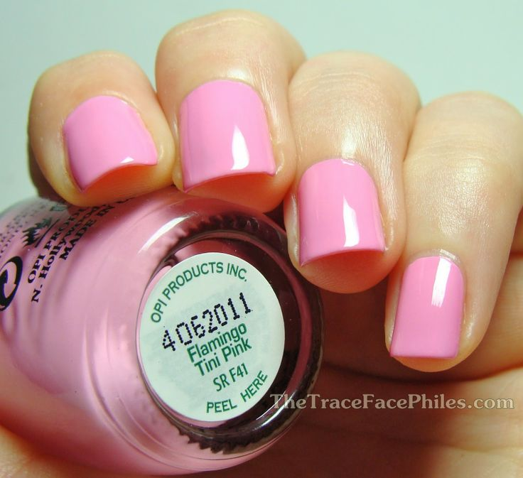 Opi Pink Flamingo 4796 best images about...