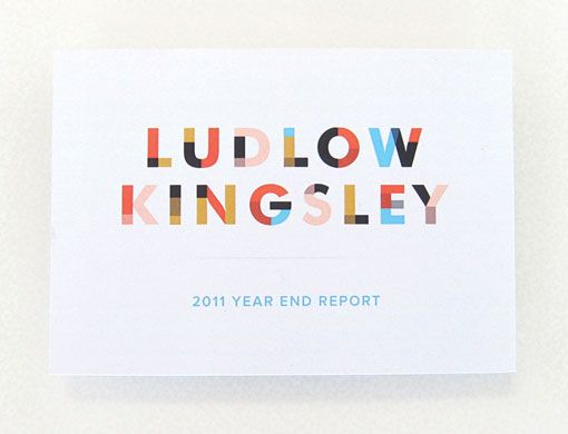 year end report / ludlow kingsley.