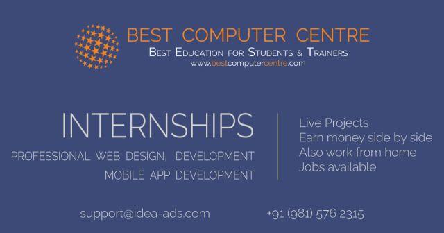 Pin By Satbir Singh On Web Design Development Seo Training Amritsar In 2020 Web Design Training Web Design Internship