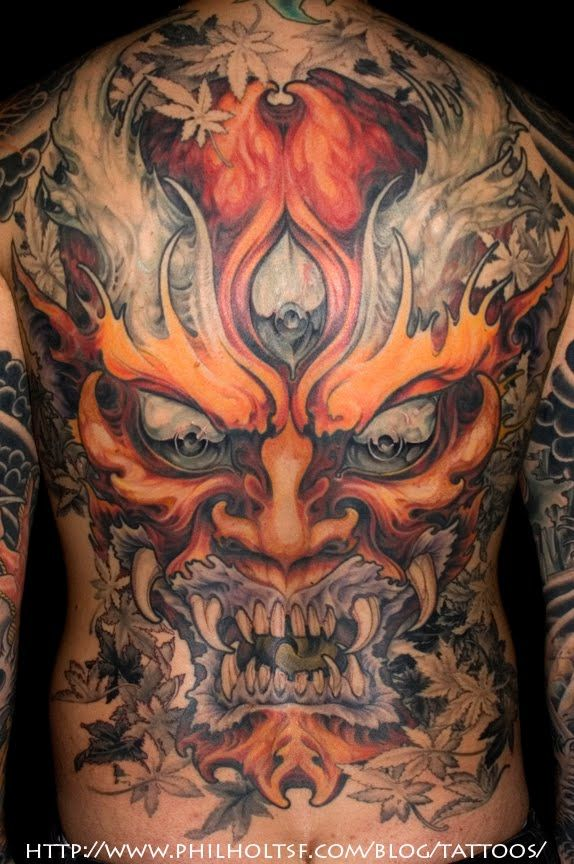 Hannya-Mask..WOW..