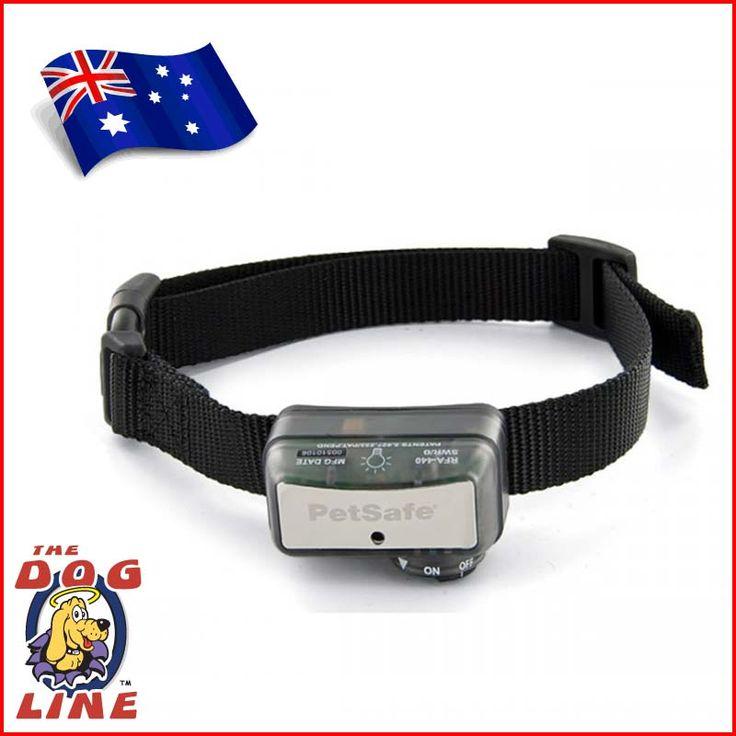 PetSafe Elite Big Dog Bark Collar PBC00-12725 is is for big dogs with excessive barking. #PetSafe #BigDogBarkCollar #BarkCollar