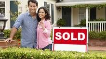 Recent RBC research found that the intention to buy a home is stable, slightly up over 2014. (Getty Images/iStockphoto)