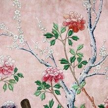 Chinees flowers - Victoria and Albert